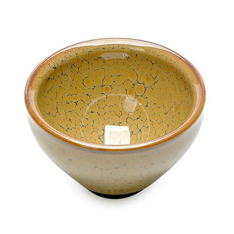 紫砂之家_古盏堂--专注建阳建盏|品茗杯|主人杯|白瓷杯-鹧鸪斑束口盏