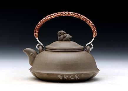 羊(12生肖-豆青泥