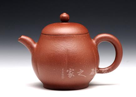 瓜棱壶-原矿清水泥