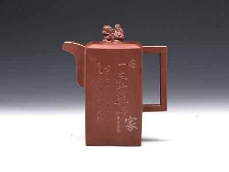 四方玉玺(一壶乾坤)