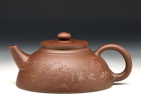 紫气东来(山林闲品茶)