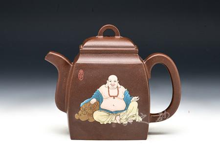 汉方(泥绘)