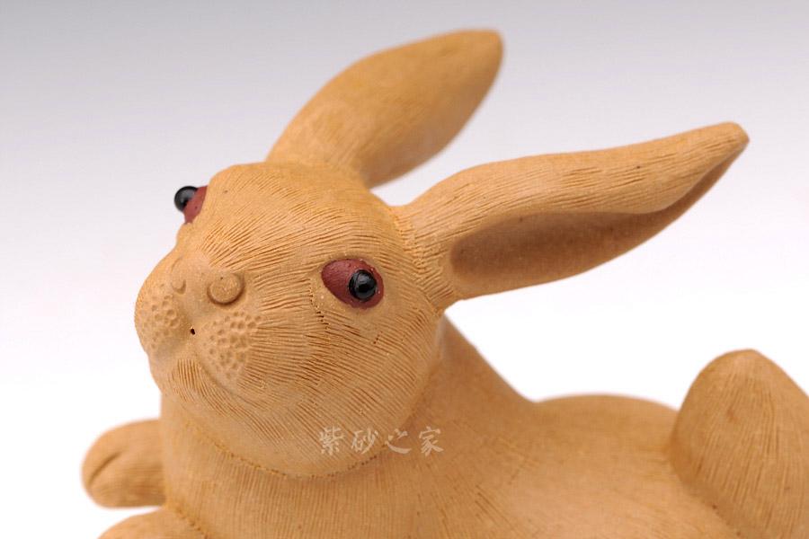 小清晰可爱兔子头像