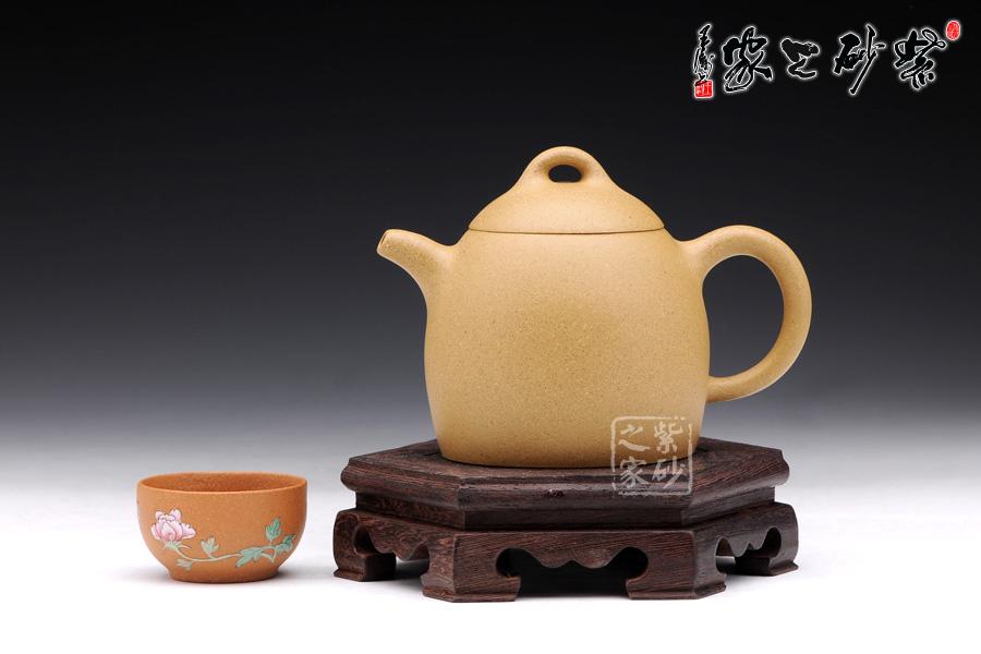 黏土茶壶手工制作