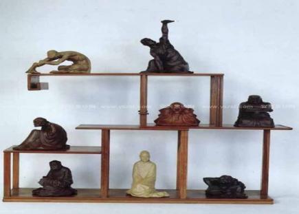 座八怪雕塑系列