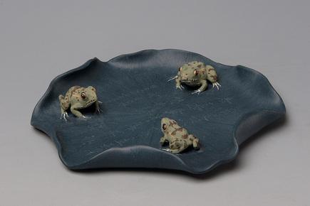 青蛙荷叶水洗