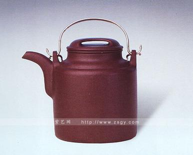 牛盖洋桶壶