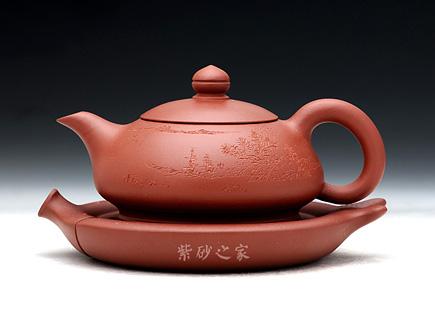 紫砂壶金奖作品-卢宁刚-小留香