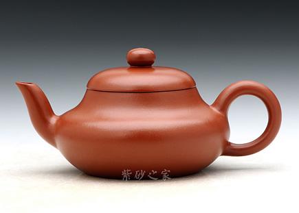 宜兴紫砂-君德-原矿朱泥-杨小泉