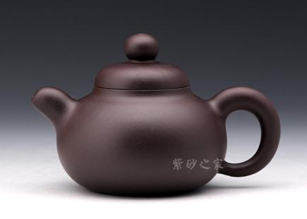 宜兴紫砂-润玉-紫茄泥-卢永强