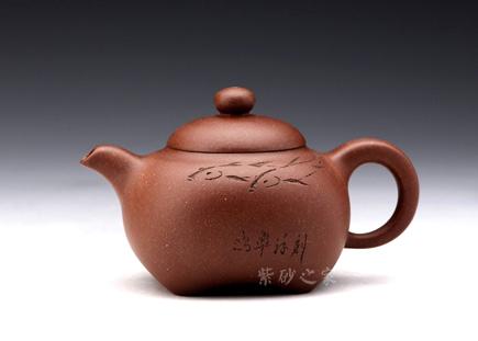 丰韵(鱼趣)-原矿底槽青