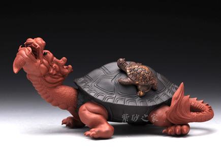 精品多子龙龟