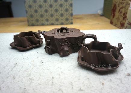 松鼠五件套组壶-已售