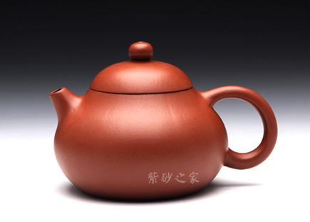 宜兴紫砂-小文旦-原矿朱泥-杨小泉