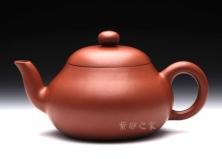 宜兴紫砂壶-特大梨形-原矿朱泥-杨小泉