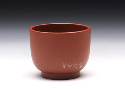 朱泥品茗杯(加底光货)