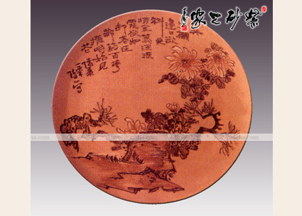 清妍陶瓷挂盘