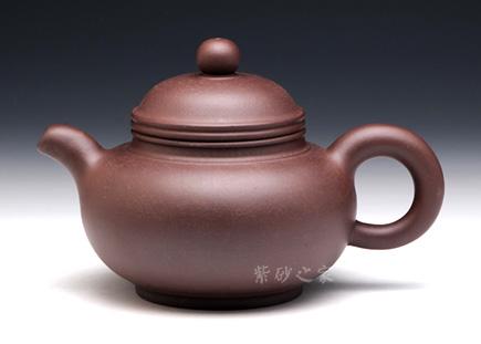 宜兴紫砂-砂之风(光货)-原矿底槽青-陈顺培