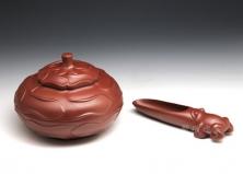风卷葵茶叶罐