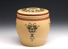 福寿茶叶罐