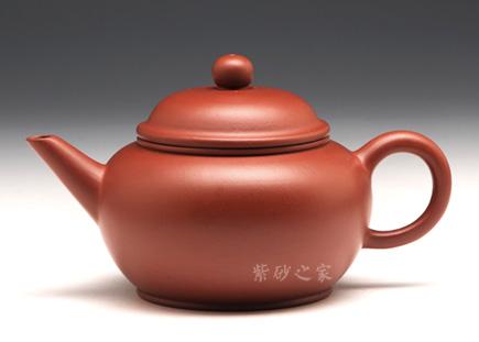 宜兴紫砂-水平(大红袍)-大红袍-杨小泉