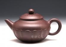菊蕾(紫泥)