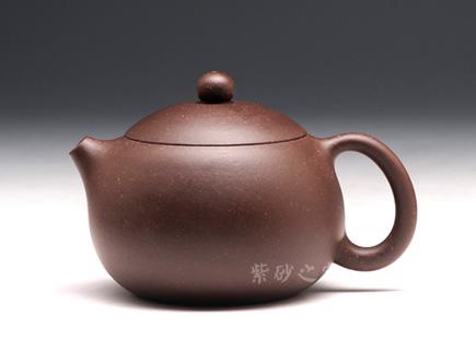 紫砂壶金奖作品-许智萍-西施