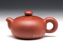 宜兴紫砂壶收藏作品-芙蓉珠对壶(矮)-季益顺