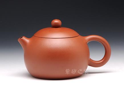 西施(大)-原矿朱泥