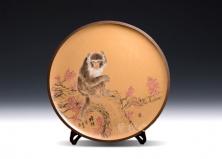 挂盘(猴)