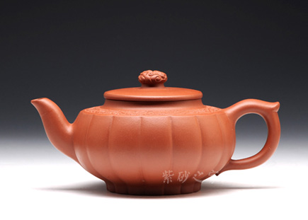 双福菊蕾壶