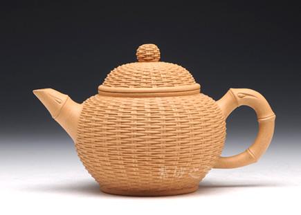 竹编水平(段泥)