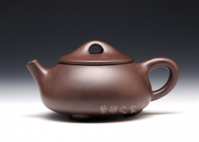 石瓢(紫泥)