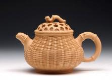 大竹编潘壶(段泥)