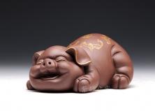 描金好梦猪(四福)