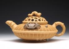 蟹壶(黄)