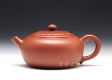 宜兴紫砂壶-清泉-原矿清水泥-咸子情