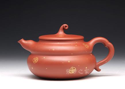 百福葫芦壶