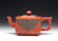 宜兴紫砂壶收藏作品-含苞待放-孔小明