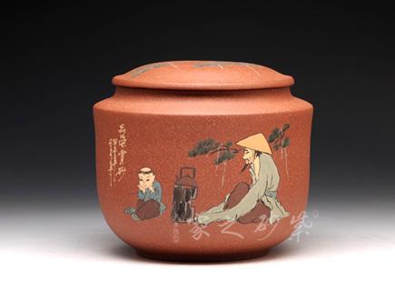 茶叶罐紫砂壶作品列表页|宜兴紫砂壶-紫砂之家官方