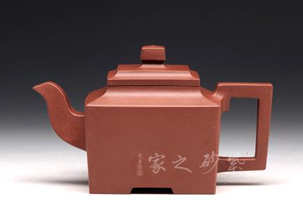 宜兴紫砂壶-神逸-潘涛