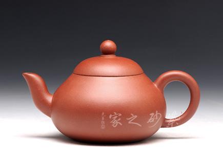 宜兴紫砂壶-梨形-许智萍