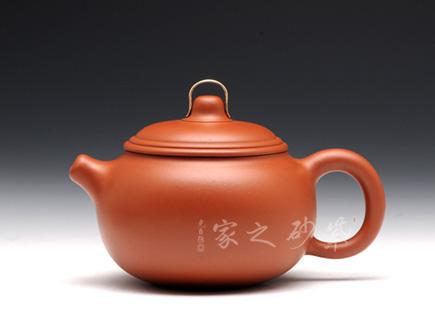 镇店老壶-顾绍培-福福圆壶