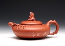 子母盖寿星壶