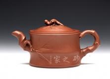矮竹段(紫泥)