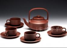 提壁九头茶具