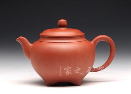 宜兴紫砂壶-今古鼎壶-胡永成