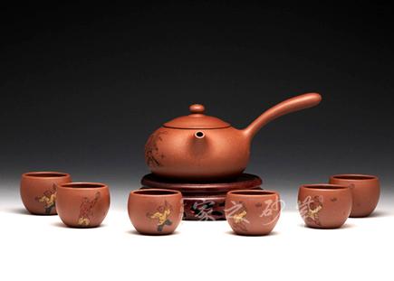 横把套壶(茶)