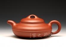 宜兴紫砂壶-腰线-原矿清水泥-胡洪明