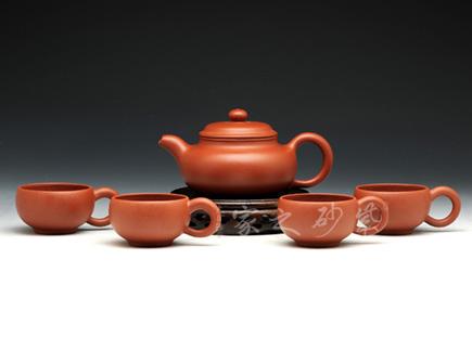 仿古套壶(大红袍)